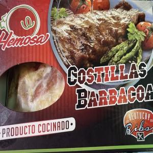 西班牙燒烤味豬仔骨約500g