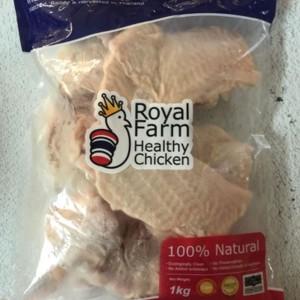 泰國無激素雞扒(1kg)