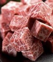 牛小排切粒 大理石花紋(約225g)