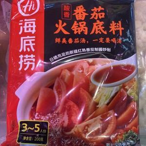 海底撈(番茄)火鍋湯料