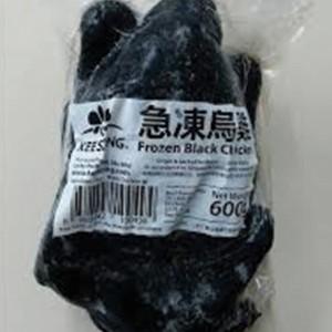 馬來西亞無激素竹絲雞(600g)