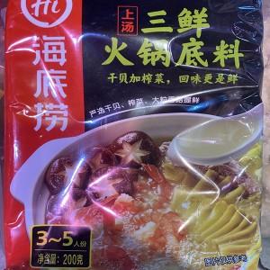 海底撈(三鮮)火鍋湯料