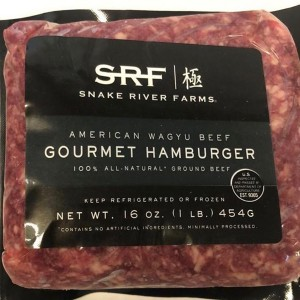 SRF極黑和牛(免治牛肉)  454g